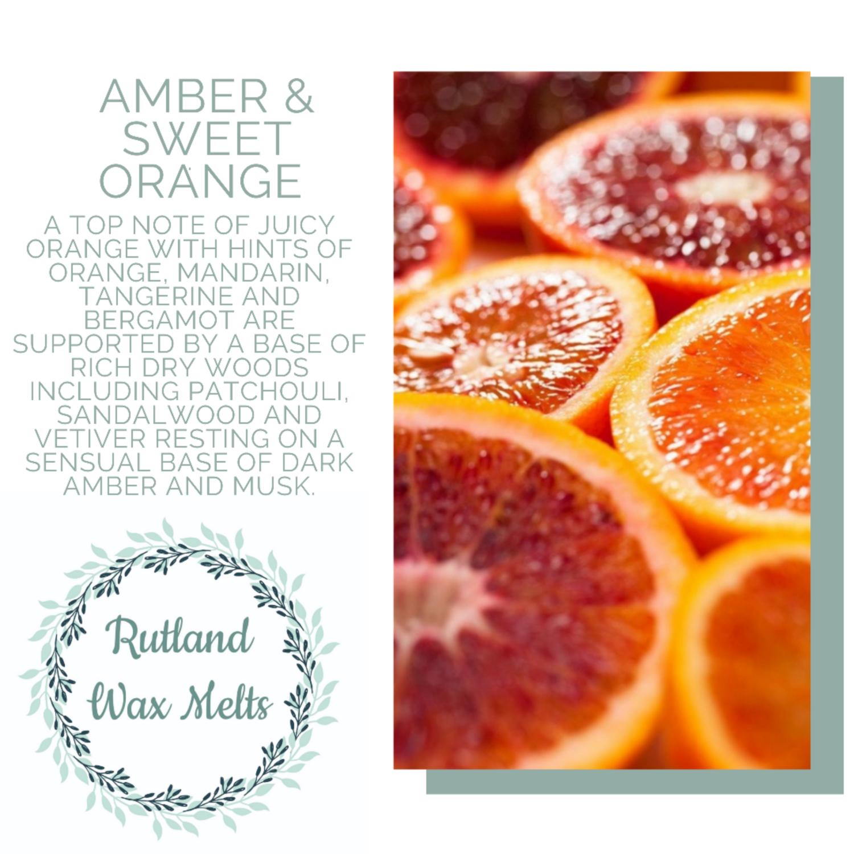 Amber & Sweet Orange