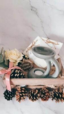 Luxury Wax Burner Gift Set