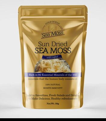 Wildcrafted Grenadian Irish Sea Moss 50g