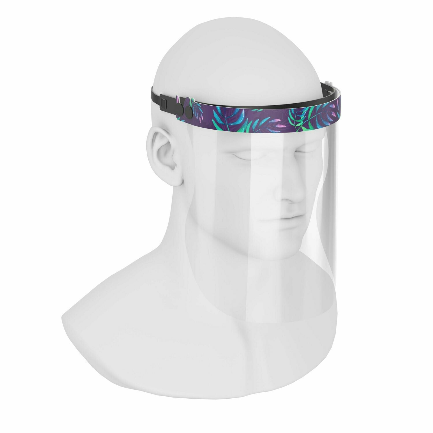 iSolay Face Shield Avatar Leaves