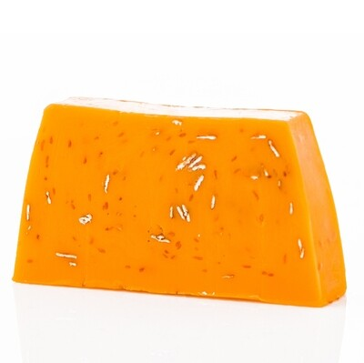 Handmade Soap Loaf 1.25kg - Smiling Orange