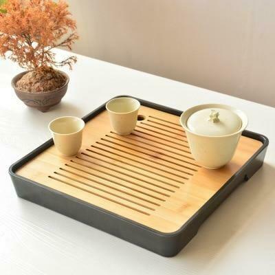 Bubble tea tray