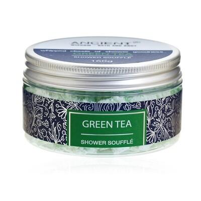Shower Souffle 160g - Green Tea