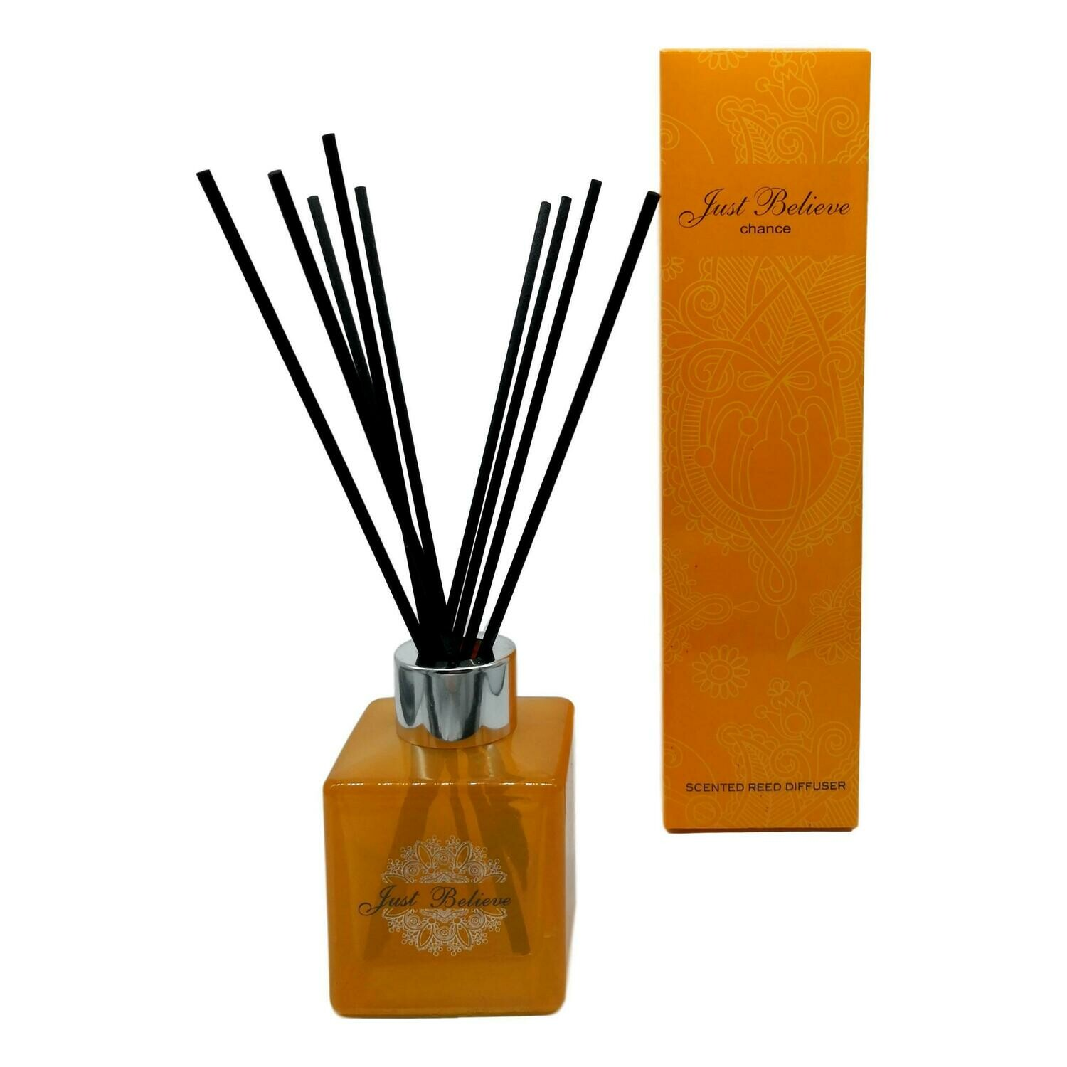 """Just Believe"" reed diffuser"