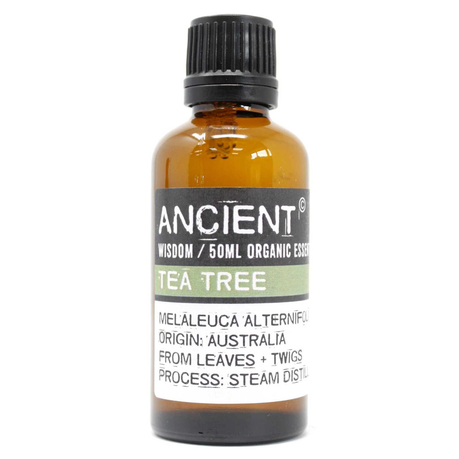 Tea Tree Organic Essential Oil 50ml