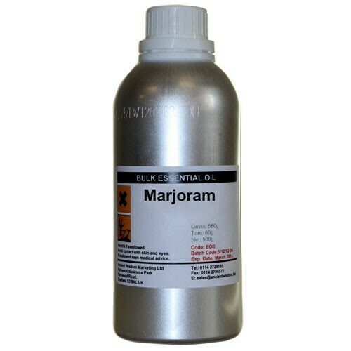 Marjoram oil  0.5Kg