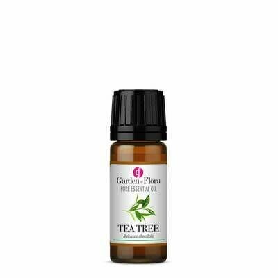 Tea Tree Pure Essential Oil (10ml)