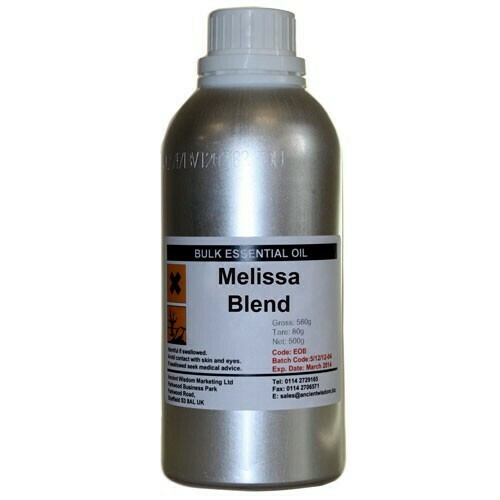 Melissa oil (Blend) 0.5Kg