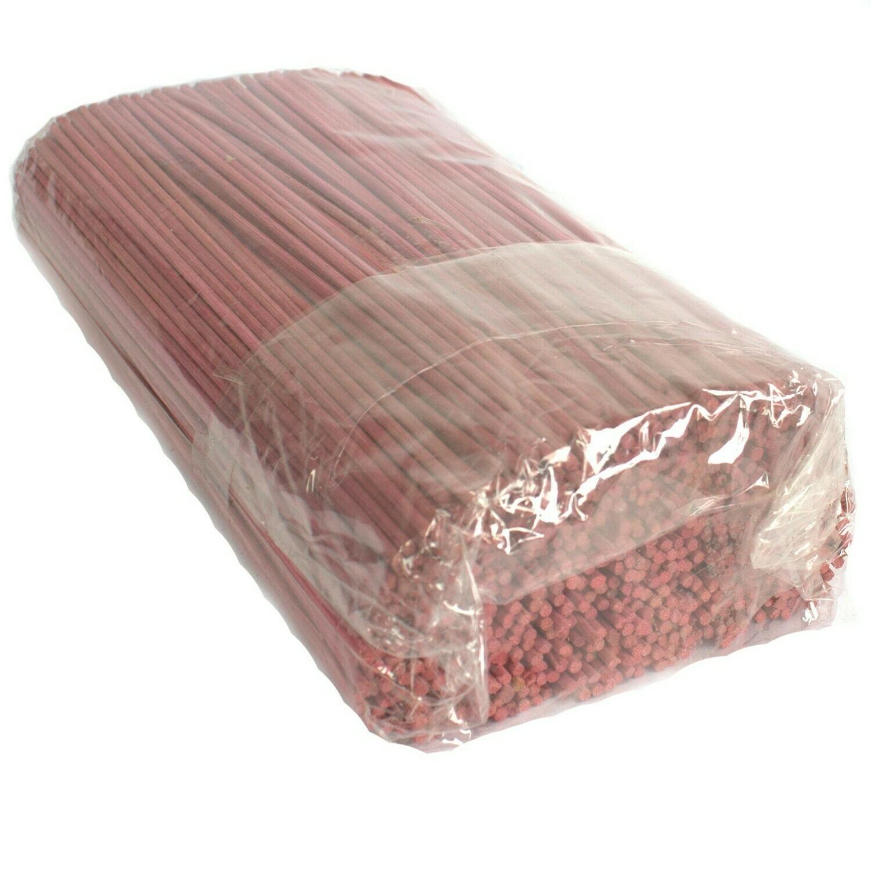 Pink Reed Diffuser Sticks -25cm x 3mm - 500gms