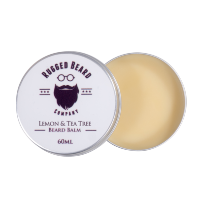 Lemon & Tea Tree Beard Balm