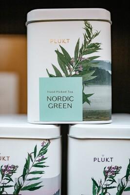 NORDIC GREEN TEA