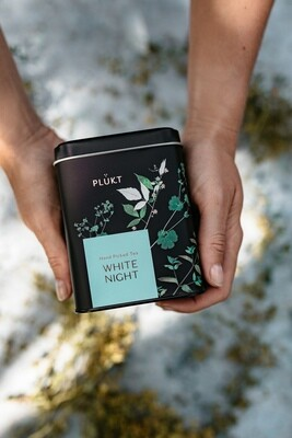 Tea blend WHITE NIGHT
