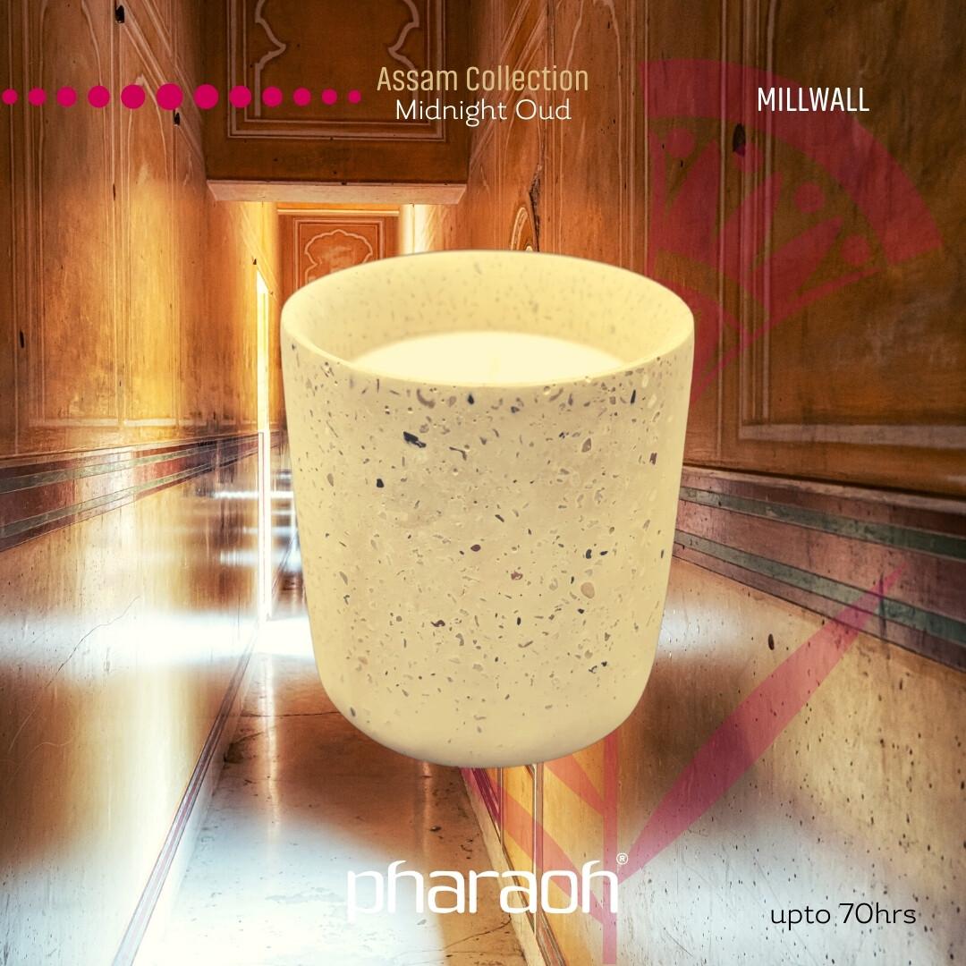 MILLWALL ASSAM Candle - Midnight Oud 400g