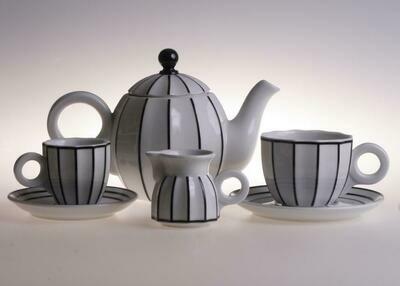 Retro coffee/tea set