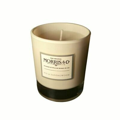 Morris & Co Fig & Sandalwood Candle (Limited Edition) 180g