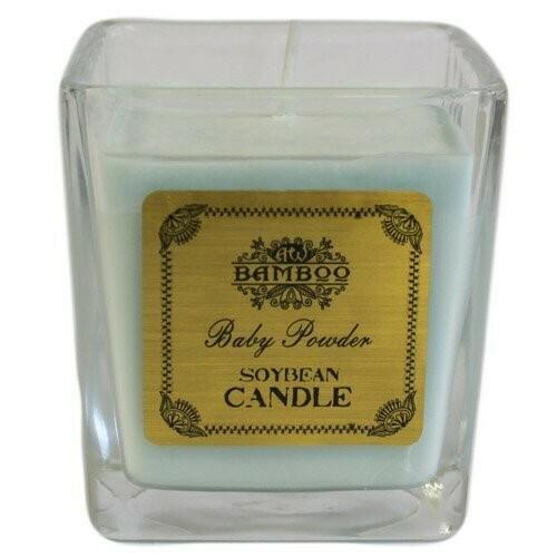 Soybean Jar Candles - Baby Powder
