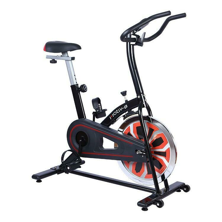 Dynamic fitness bike
