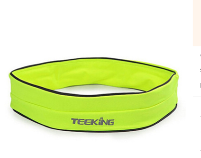 Elastic outdoor fitness waist pack