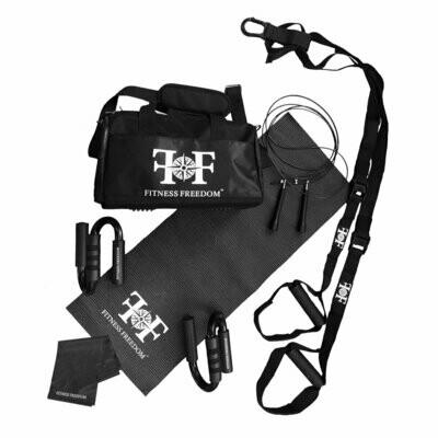 Complete Fitness bag Pack kit