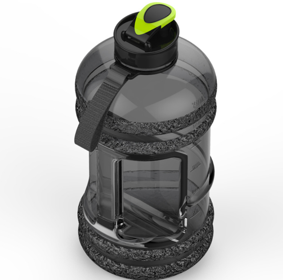 Plastic fitness kettle