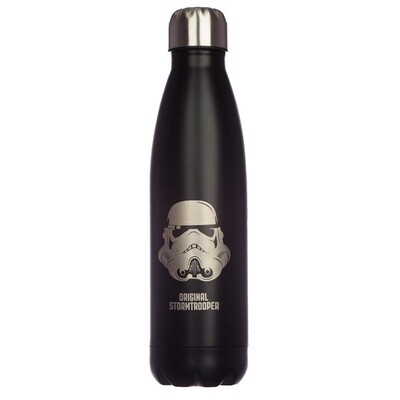 Black The Original Stormtrooper Stainless Steel Insulated Drinks
