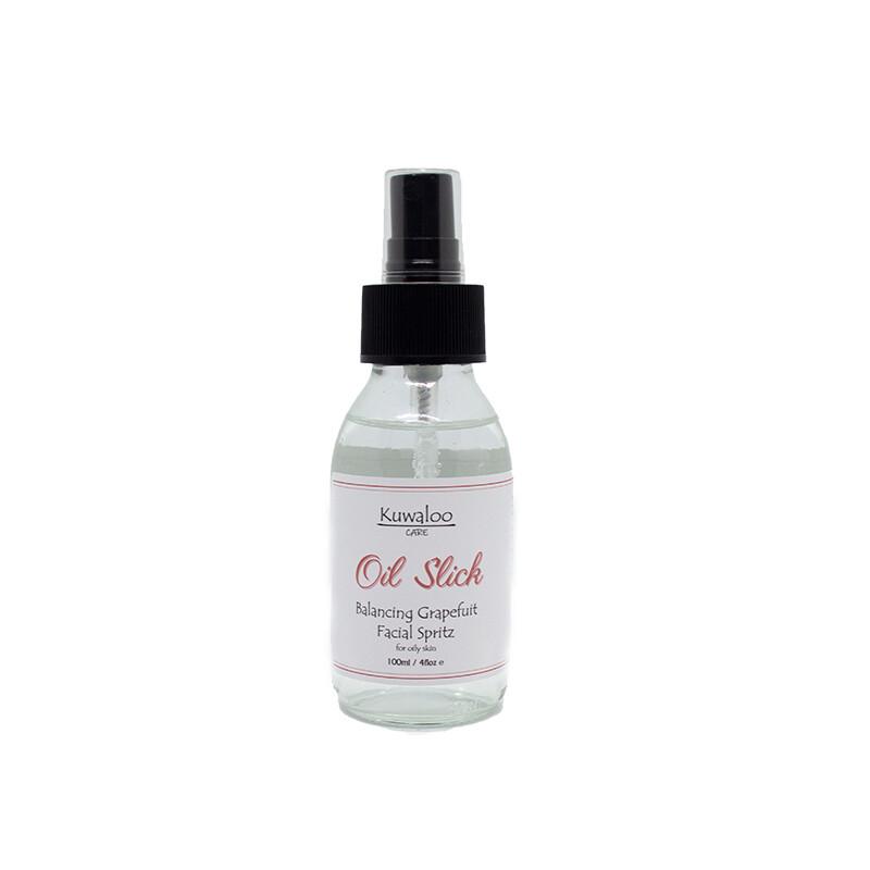'Oil Slick' 100ml - Oily Skin - Grapefruit