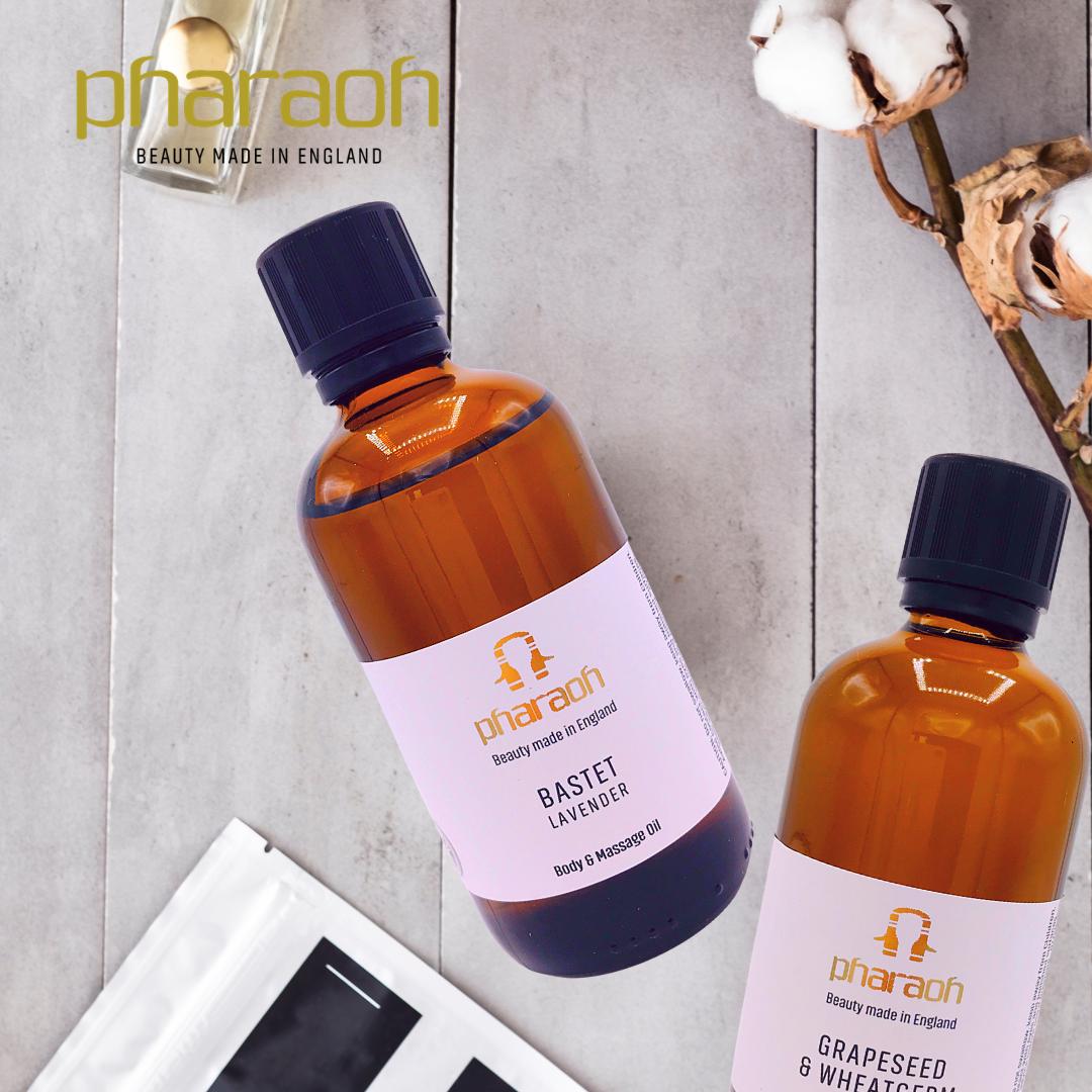 SPA Essentials BASTET Lavender Bath & Massage Oil 100ml
