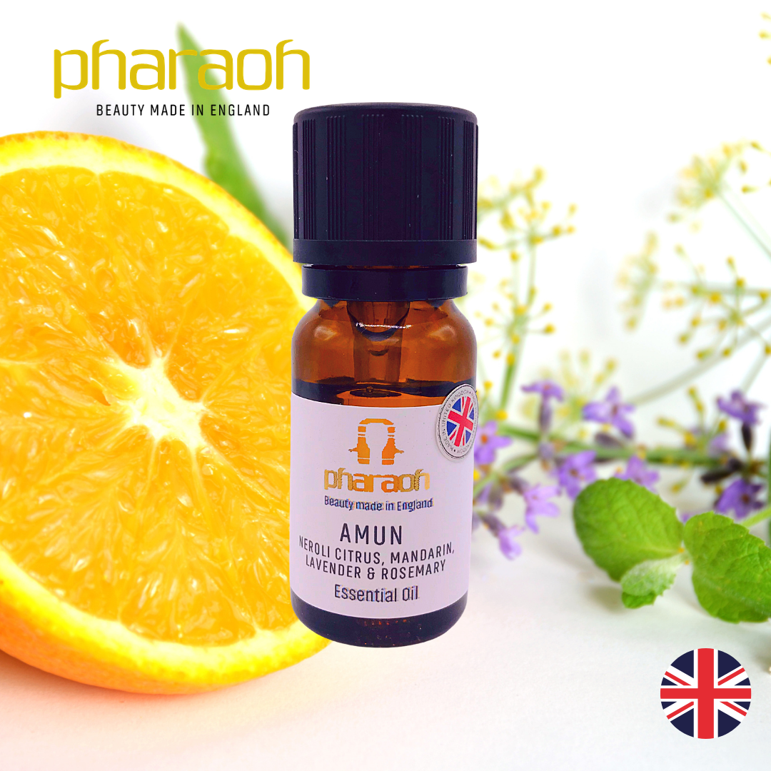 SPA Essentials NEFERTITI Essential Oil 10ml (Geranium Orange Lavender