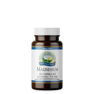 Magnesium (90 Capsules)