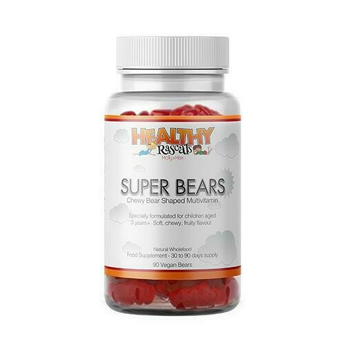 Super Bears (90 Jelly Bears)