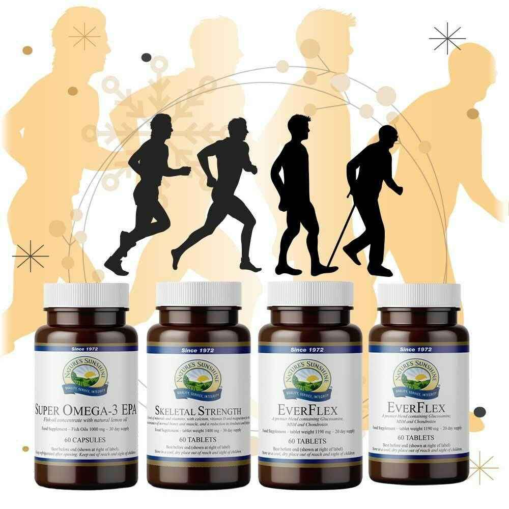 Joint Health Support Capsules
