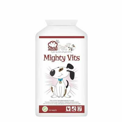 Mighty Vits  for Pets capsules