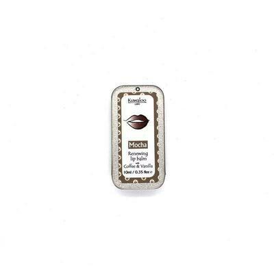 Lip Balm 10ml - Coffee & Vanilla