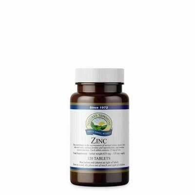 Zinc (120 Capsules )