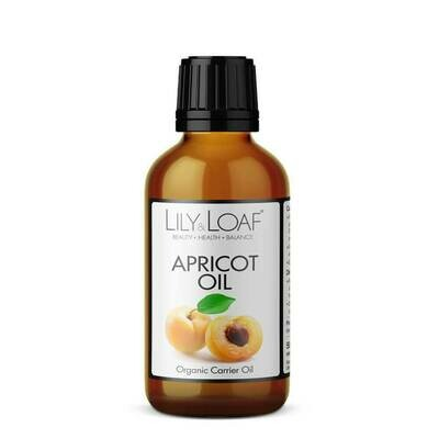 Apricot Organic Carrier Oil (50ml)