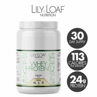 Whey Vegan Protein - Vanilla (907g Powder)