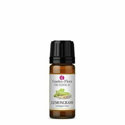 Lemongrass Pure Essential Oil (10ml)