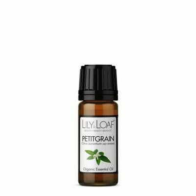 Petitgrain Organic Essential Oil (10ml)