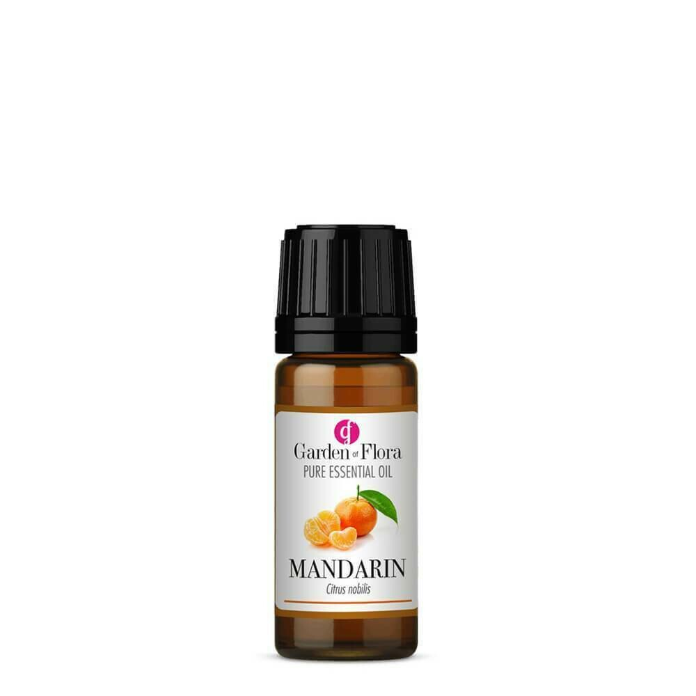 Mandarin Pure Essential Oil (10ml)