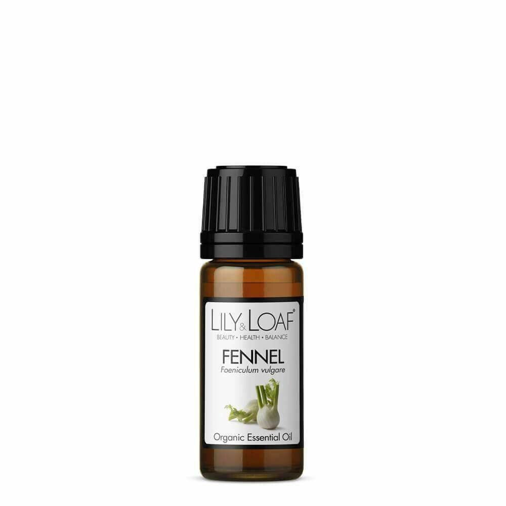 Fennel Organic Essential Oil (10ml)