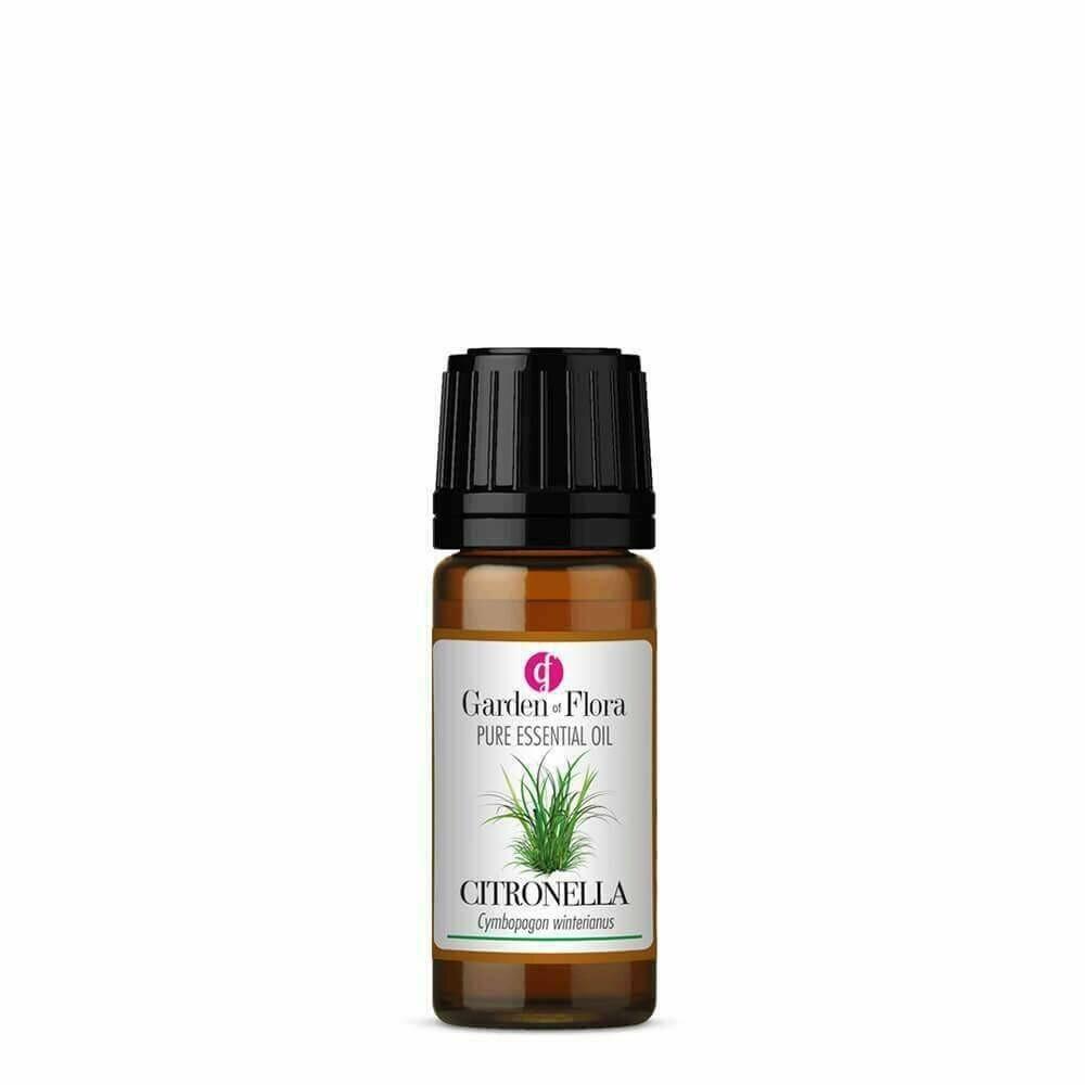 Citronella Pure Essential Oil (10ml)