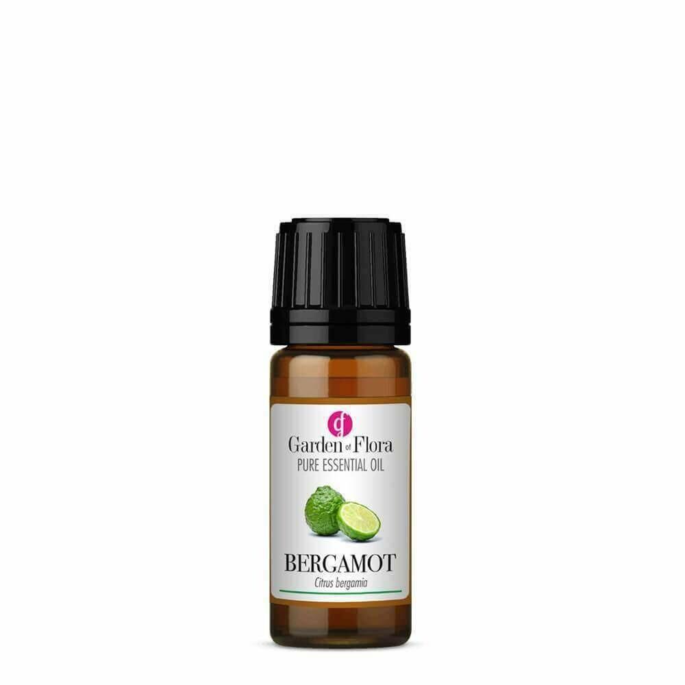 Bergamot Pure Essential Oil (10ml)