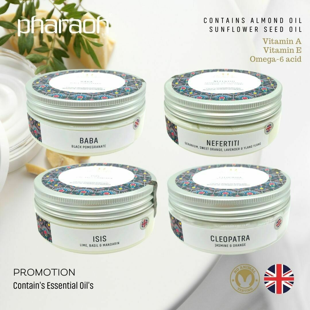 Shea COCOA Butter Body Cream Pack 800g PROMOTION
