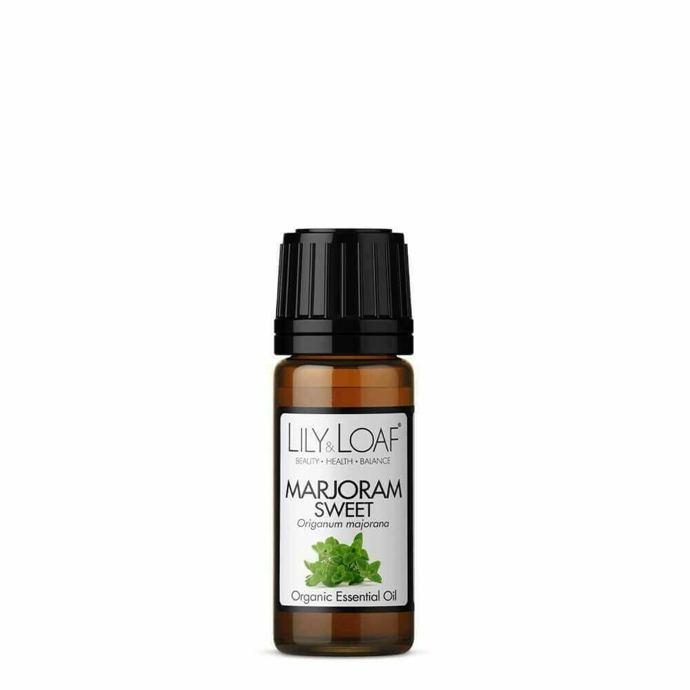 Marjoram (Sweet) Organic Essential Oil (10ml)