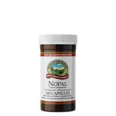 Nopal (100 Capsules)