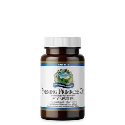 Evening Primrose Oil (90 Softgel Capsules)