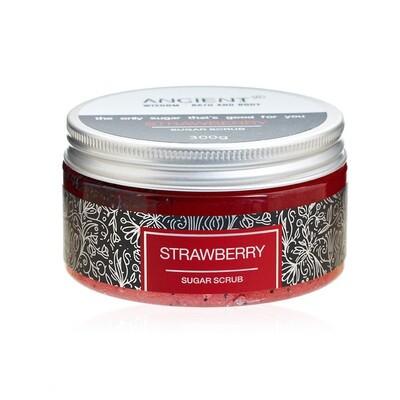 Sugar body Scrub 300g - Strawberry