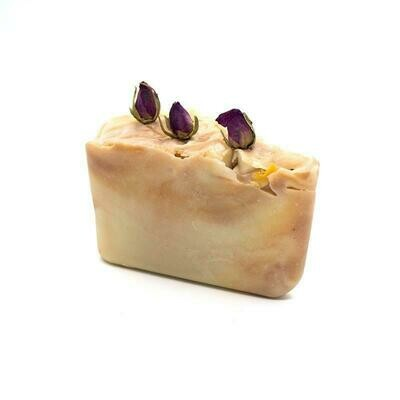 'Blooming Marvellous' Soap 150g - Rose buds & Rose Geranium