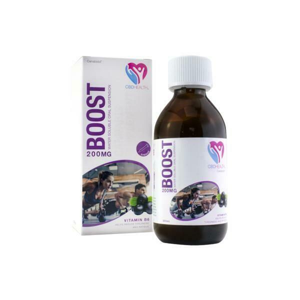 Canabidol Oral Suspension Boost 200mg CBD Oil 200ml
