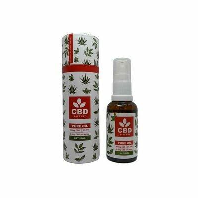 CBD Safe Way 2400mg CBD MCT Oil Spray - 30ml